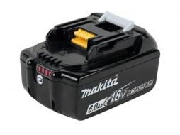 Аккумулятор MAKITA BL 1860 B 18.0 В, 6.0 А/ч, Li-Ion