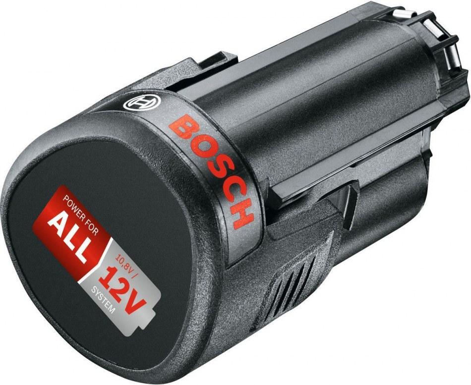 Аккумулятор BOSCH PBA 12V 12.0 В, 2.5 А/ч, Li-Ion