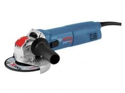 Углошлифмашина BOSCH GWX 10-125(1000 Вт, диск 125х22 мм, система X-LOCK)