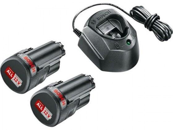 Комплект аккумулятор 12.0 В PBA12 V. + зарядн/ устройство GAL1210