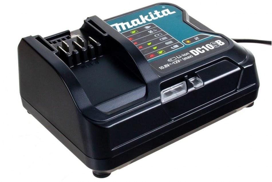Зарядное устройство MAKITA DC 10 SB 12.0 В, 4.0 А