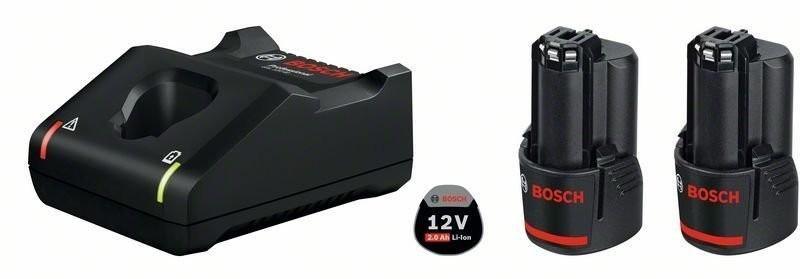 Аккумулятор BOSCH GBA 12V 12.0 В, Li-Ion+ зар. устр GAL 12V-40