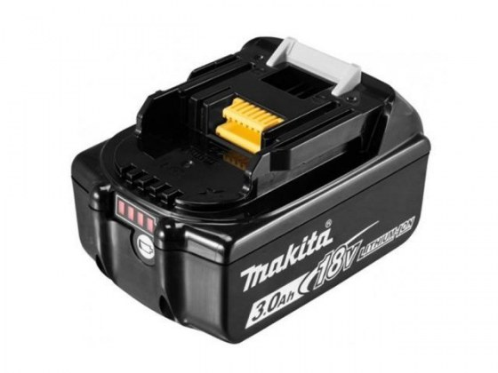 Аккумулятор MAKITA BL 1830 B 18.0 В, 3.0 А/ч
