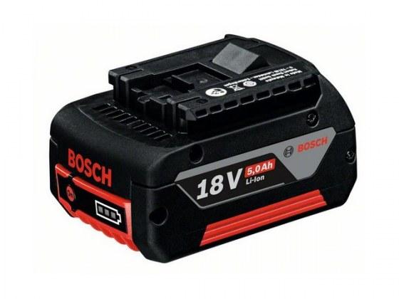 Аккумулятор BOSCH GBA 18V, 5.0 А/ч, Li-Ion