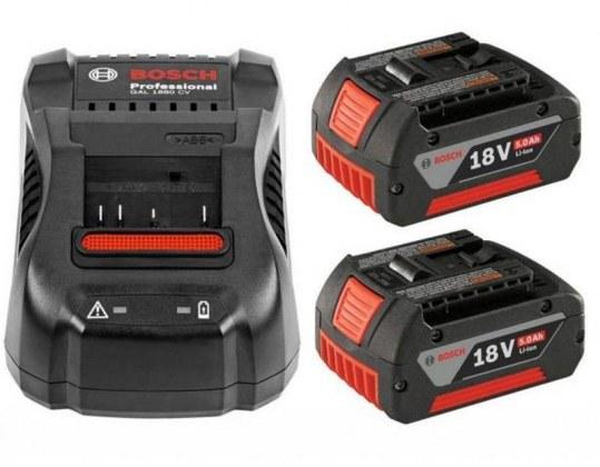 Комплект аккум. 18.0 В GBA18V + зарядное устройство GAL18-40