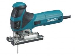 Лобзик электрический MAKITA 4351 FCT в чем. + набор пилок (720 Вт, пропил до 135 мм, подсветка)